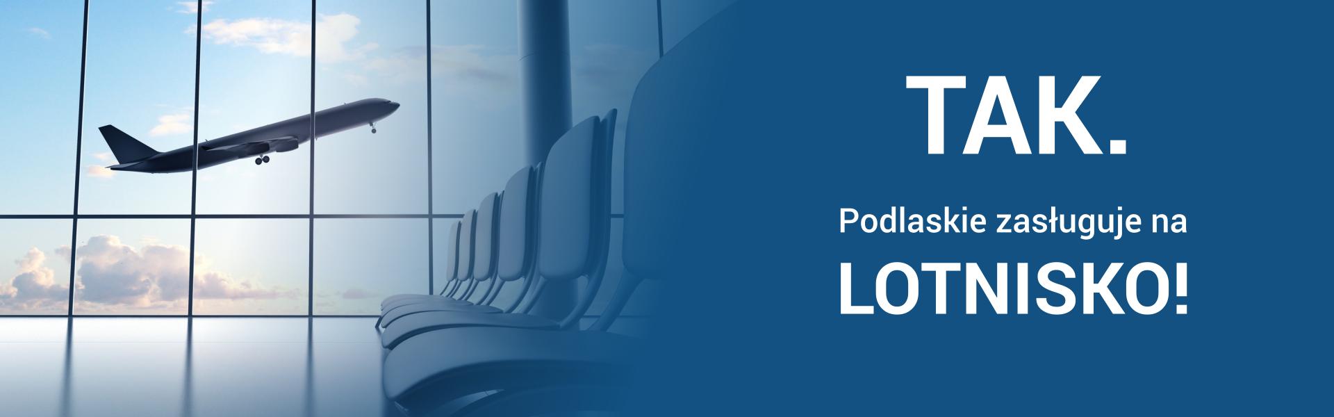 Poprzyj projekt Lotnisko dla PODLASIA!